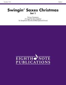 Swingin' Saxes Christmas, Set 1