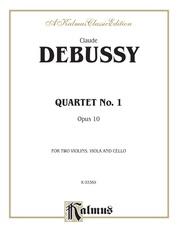 String Quartet, Opus 10