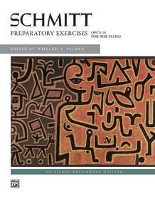 Schmitt: Preparatory Exercises, Opus 16