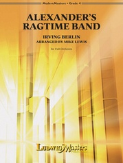 Alexander's Ragtime Band for Full Orchestra