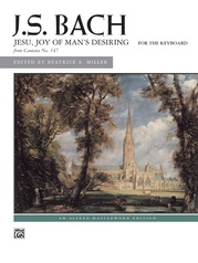 J. S. Bach, Jesu, Joy of Man's Desiring
