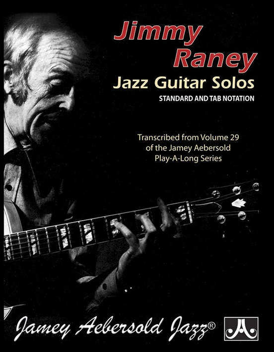 Jimmy Raney Jazz Guitar Solos: Standard and TAB Notation