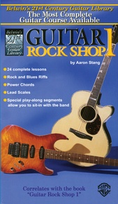 Belwin's 21st Century Guitar Rock Shop 1 Video