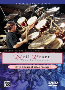 Neil Peart: A Work in Progress