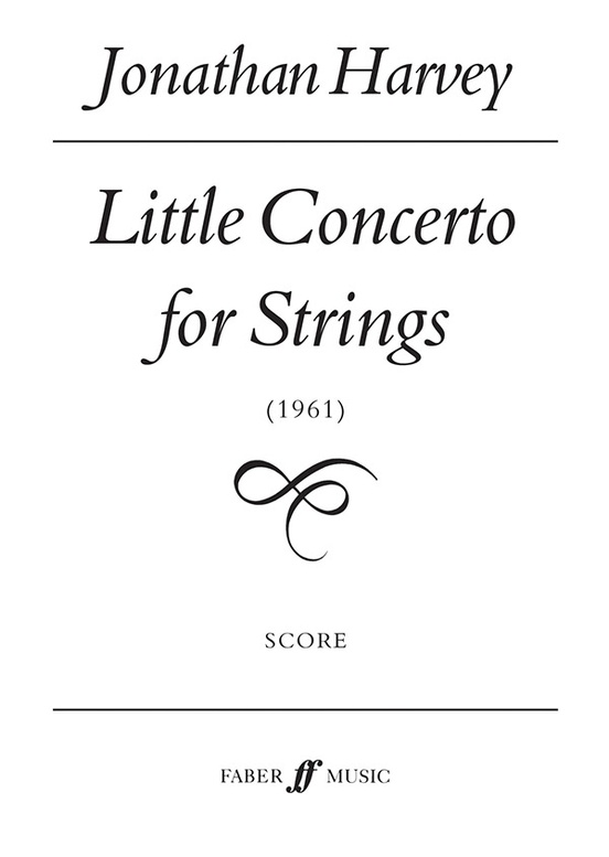 Little Concerto for Strings