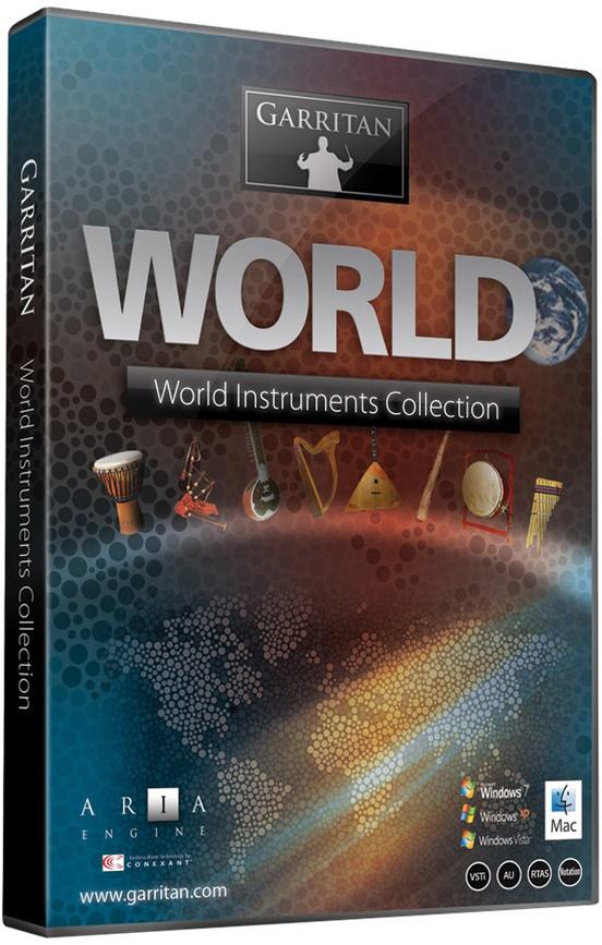 Garritan World Instruments™