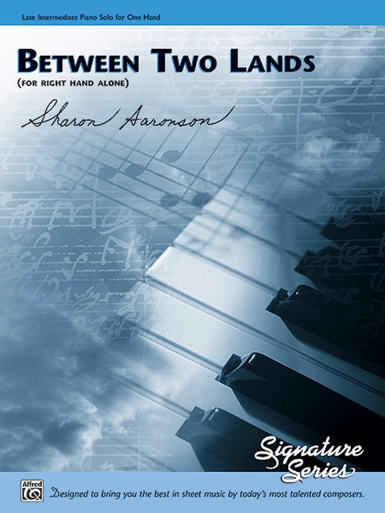 Between Two Lands (for right hand alone)