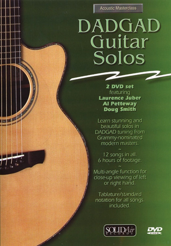 Acoustic Masterclass Series: DADGAD Guitar Solos