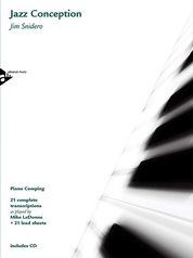 Jazz Conception: Piano Comping