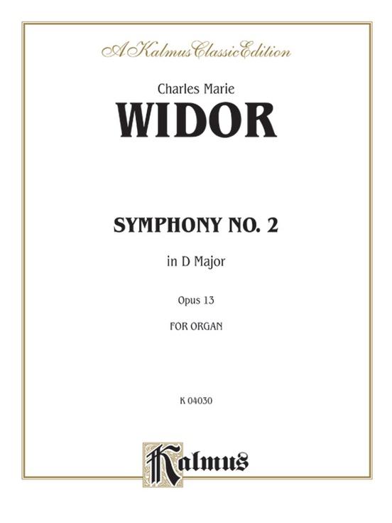 Symphony No. 2 in D, Opus 13