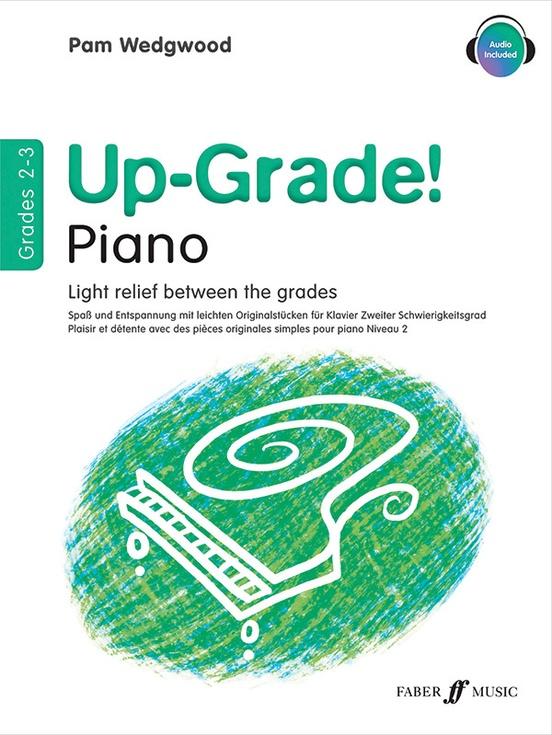 Up-Grade! Piano, Grades 2-3