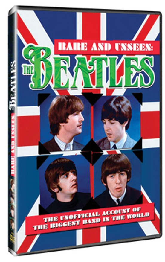 The Beatles: Rare and Unseen
