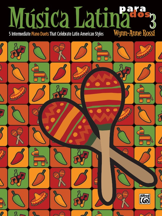 Música Latina para dos, Book 3
