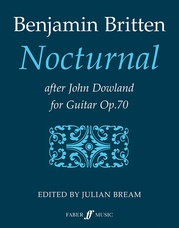 Nocturnal after John Dowland, Opus 70