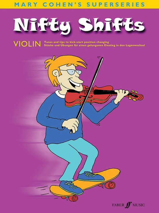 Nifty Shifts for Violin