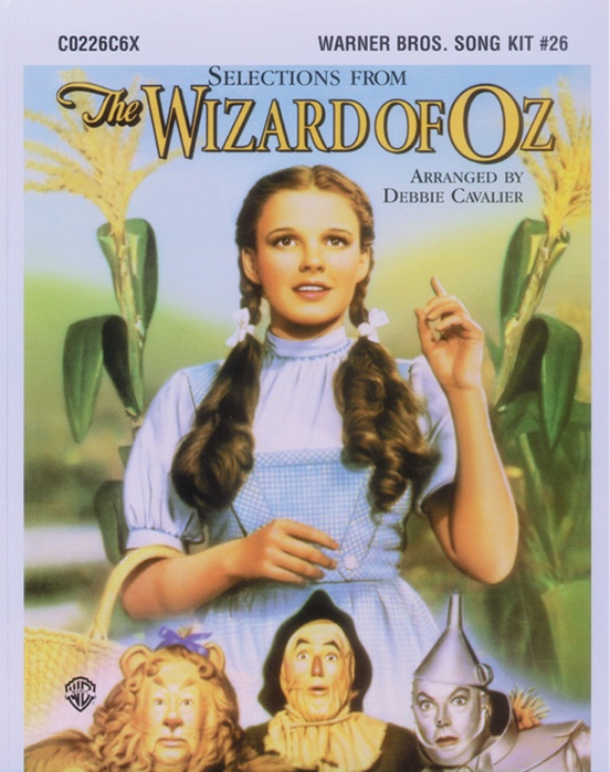 The Wizard of Oz, Selections from: Song Kit #26