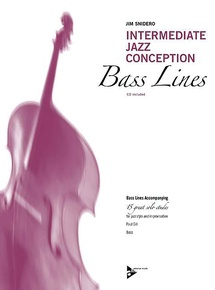 Intermediate Jazz Conception: Bass Lines