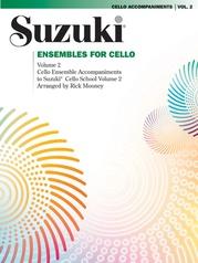 Ensembles for Cello, Volume 2