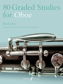80 Graded Studies for Oboe, Book One