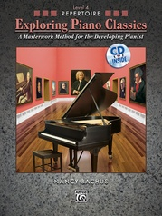 Exploring Piano Classics Repertoire, Level 4