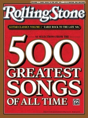 Selections from Rolling Stone Magazine's 500 Greatest Songs of All Time: Early Rock to the Late '60s