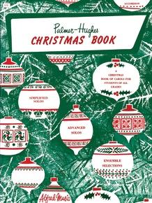 Palmer-Hughes Accordion Course: Christmas Book