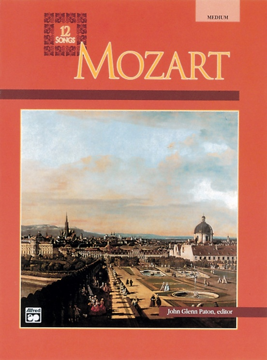 Mozart -- 12 Songs