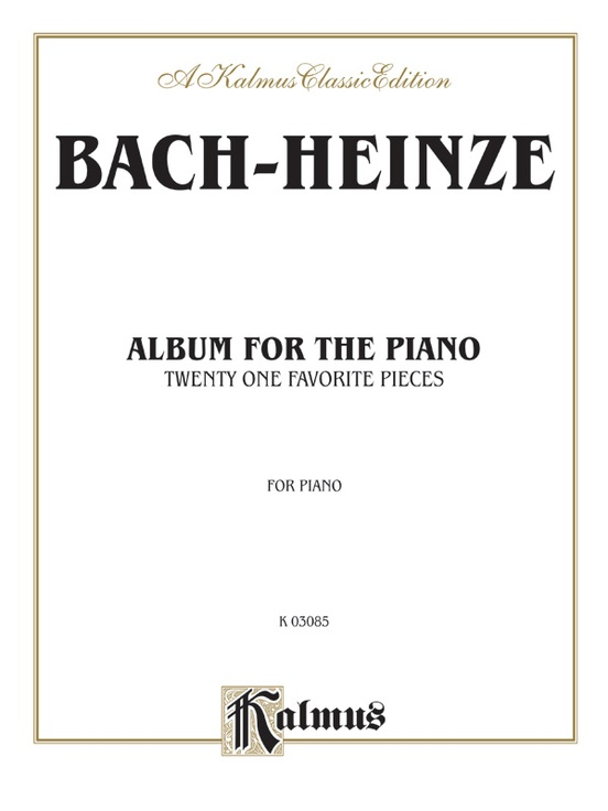 Album for the Piano