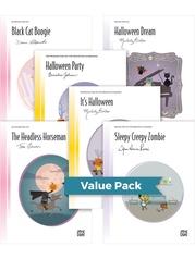 Halloween Sheet Solos