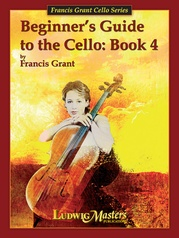 Beginner's Guide to the Cello: Book 4