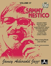 Jamey Aebersold Jazz, Volume 37: Sammy Nestico