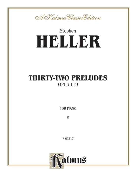 Preludes and Exercises: For Piano (Kalmus Edition)