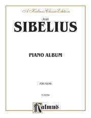 Sibelius Piano Album