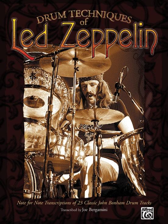 Drum Techniques of Led Zeppelin