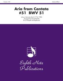 Aria (from <I>Cantata #51</I>, BWV 51)
