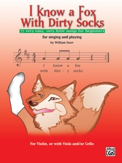 I Know a Fox with Dirty Socks