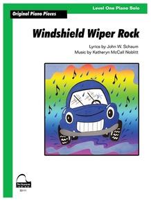 Windshield Wiper Rock