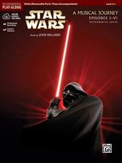 Star Wars® Instrumental Solos for Strings (Movies I-VI)