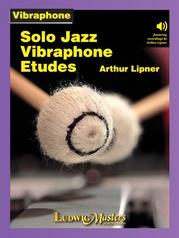Solo Jazz Vibraphone Etudes