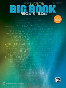 The New Guitar TAB Big Book: '50s & '60s