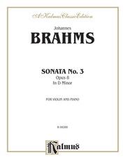 Sonata in D Minor, Opus 108