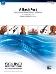 A Bach Fest