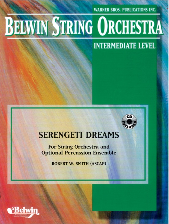 Serengeti Dreams (with Opt. Percussion Ensemble)