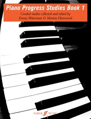 Piano Progress Studies, Book 1