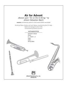 Air for Advent