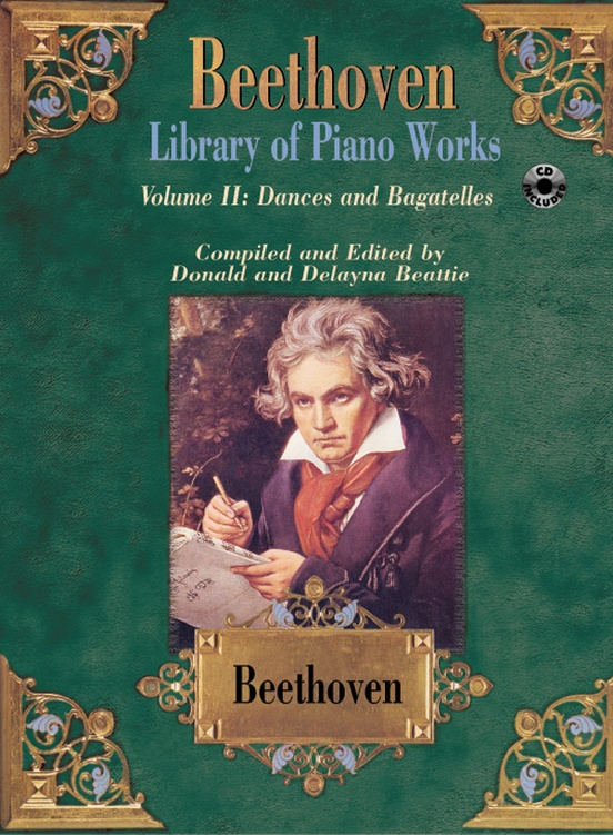 Library of Piano Works, Volume II: Dances & Bagatelles