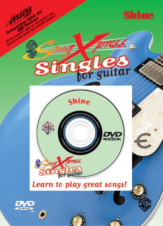 SongXpress® Singles for Guitar: Shine