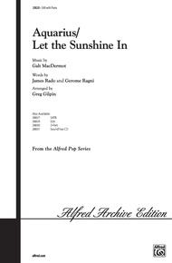 Aquarius / Let the Sunshine In