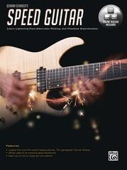German Schauss's Speed Guitar