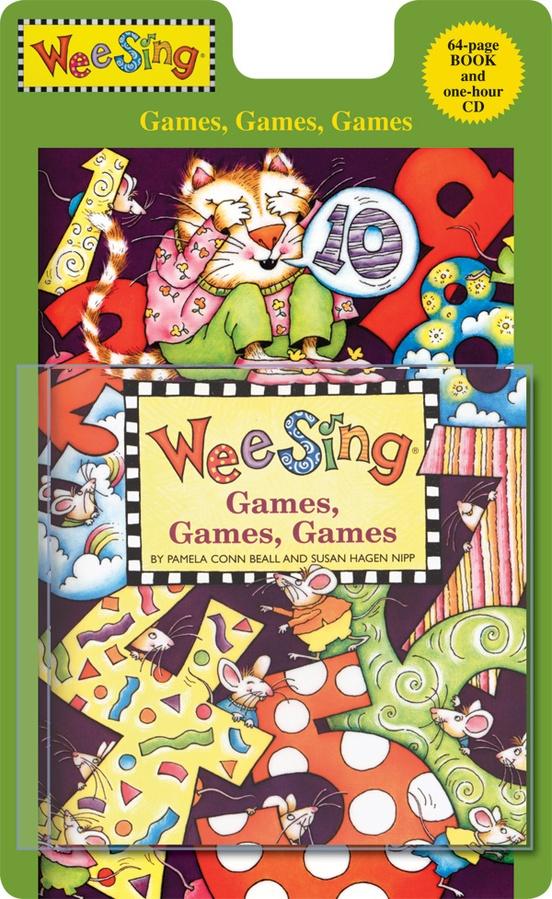 Wee Sing Games, Games, Games